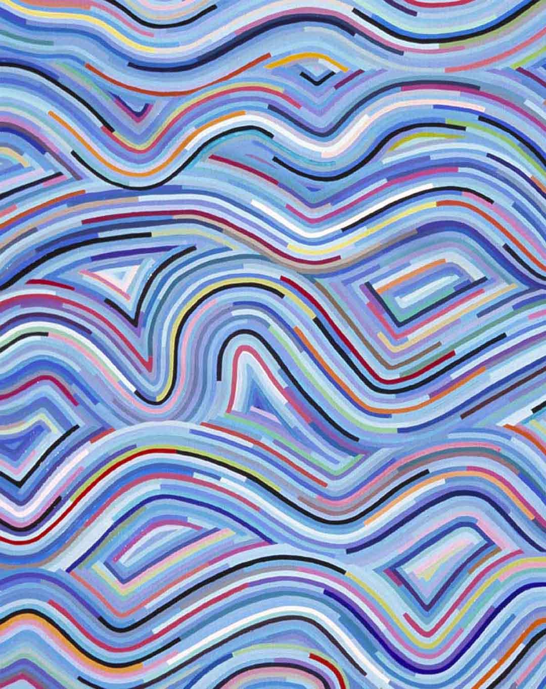 Eros, Oil on Linen (120x150cm)