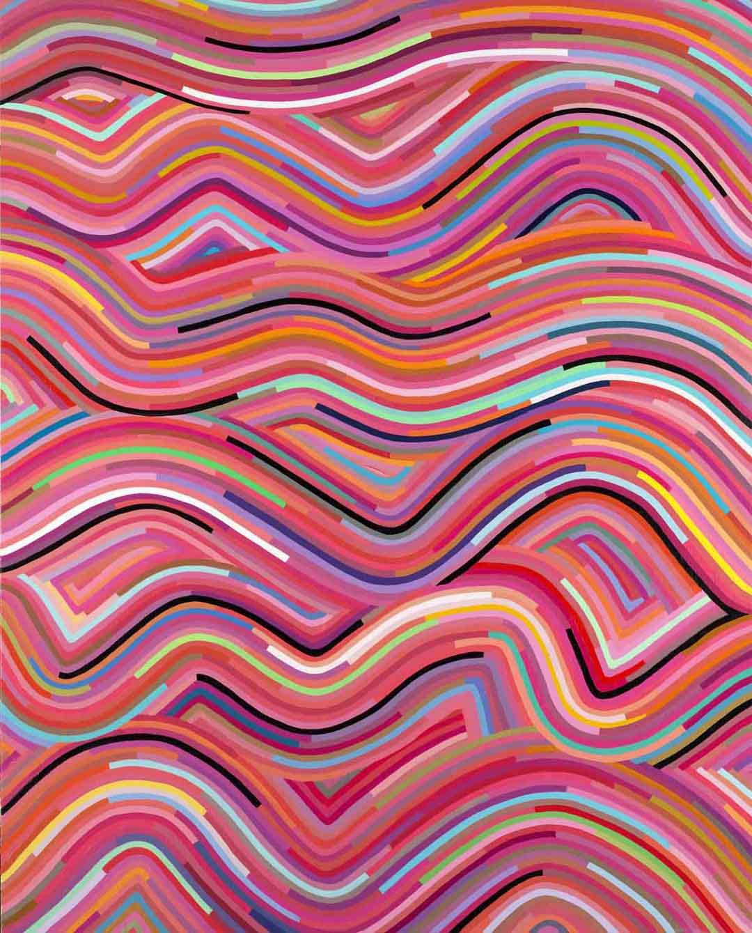 Pash, Oil On Canvas (150x120cm)