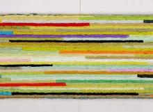 Whisper, Oil on canvas (60x20cm)