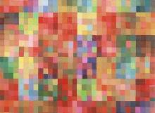 Love, Oil on Linen (108x96cm)